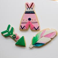 Fête d'enfants en boutique - Biscuits